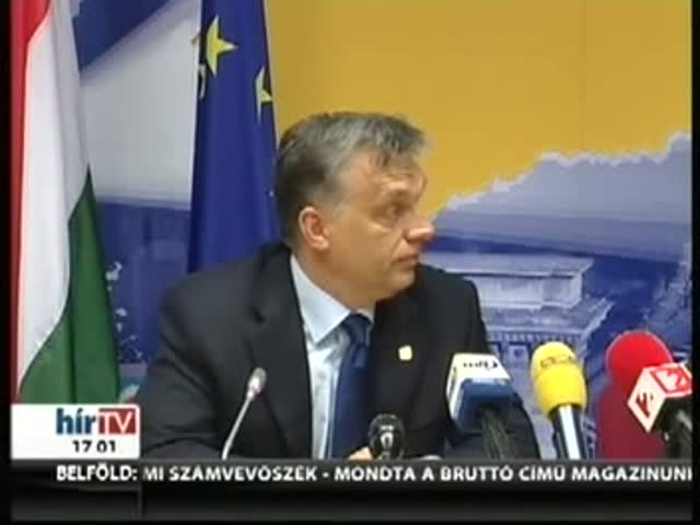 Orbán: Ha feladjuk, infarktus lesz belőle