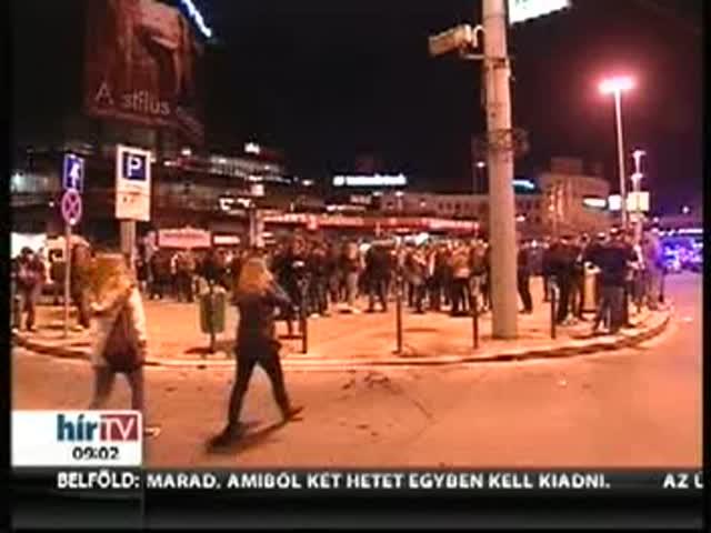 West Balkán-ügy: feljelentették a rendőröket