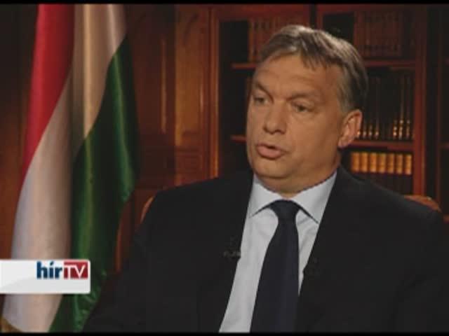Interjú Orbán Viktor miniszterelnökkel – Rájátszás