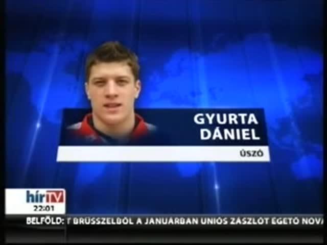 Gyurta: Magyar úszó ezt nagyon rég tudta megcsinálni