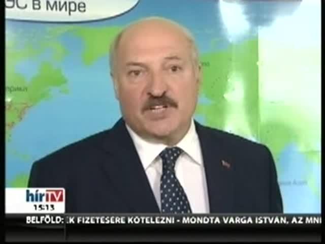 Egész Európa hátat fordíthat Fehéroroszországnak
