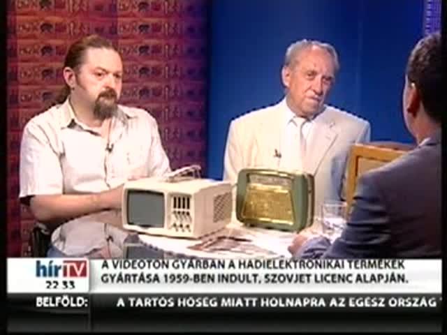 A magyar elektronikaipar - Retrográd