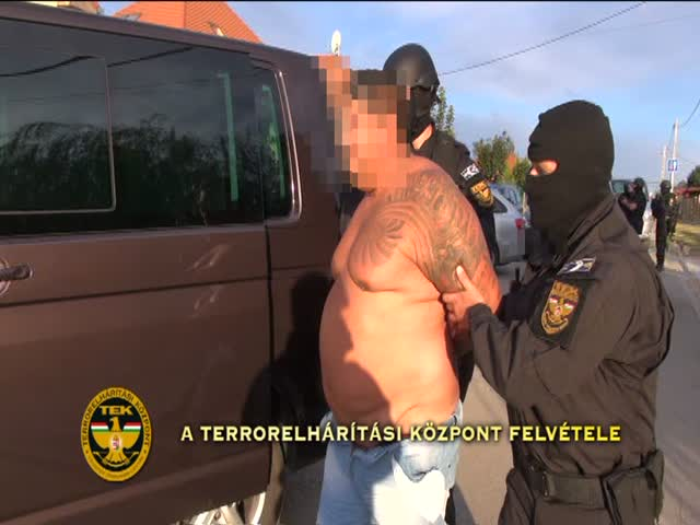 Maffiaügyek: újra lecsaptak a terrorelhárítók
