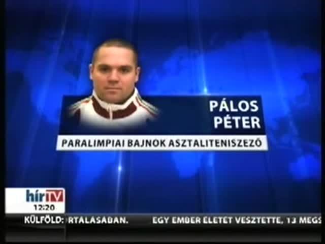 Aranyérmes Pálos Péter