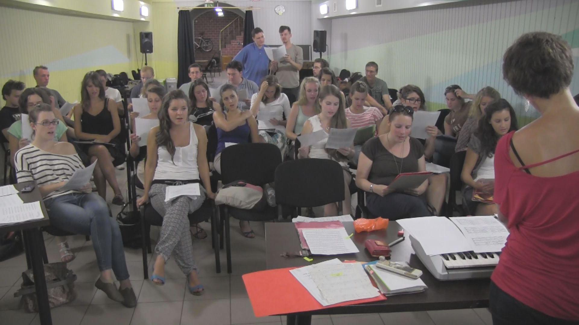 Kaszting: amerikai műfaj alapjait teszi le a showkórus
