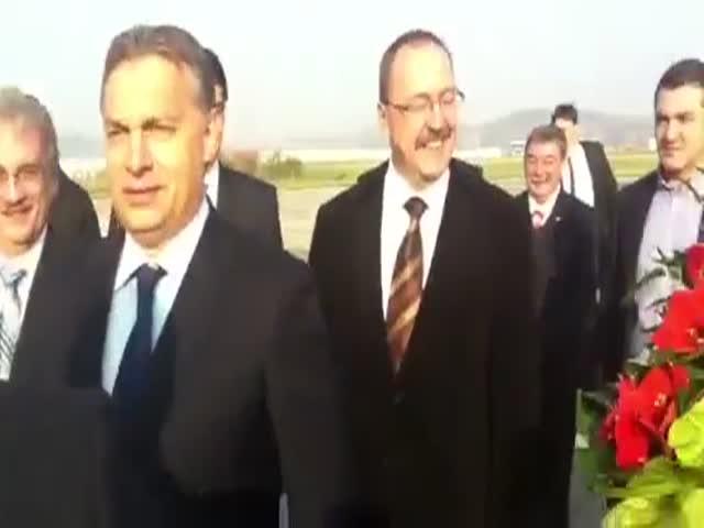 Kitüntették Orbán Viktort