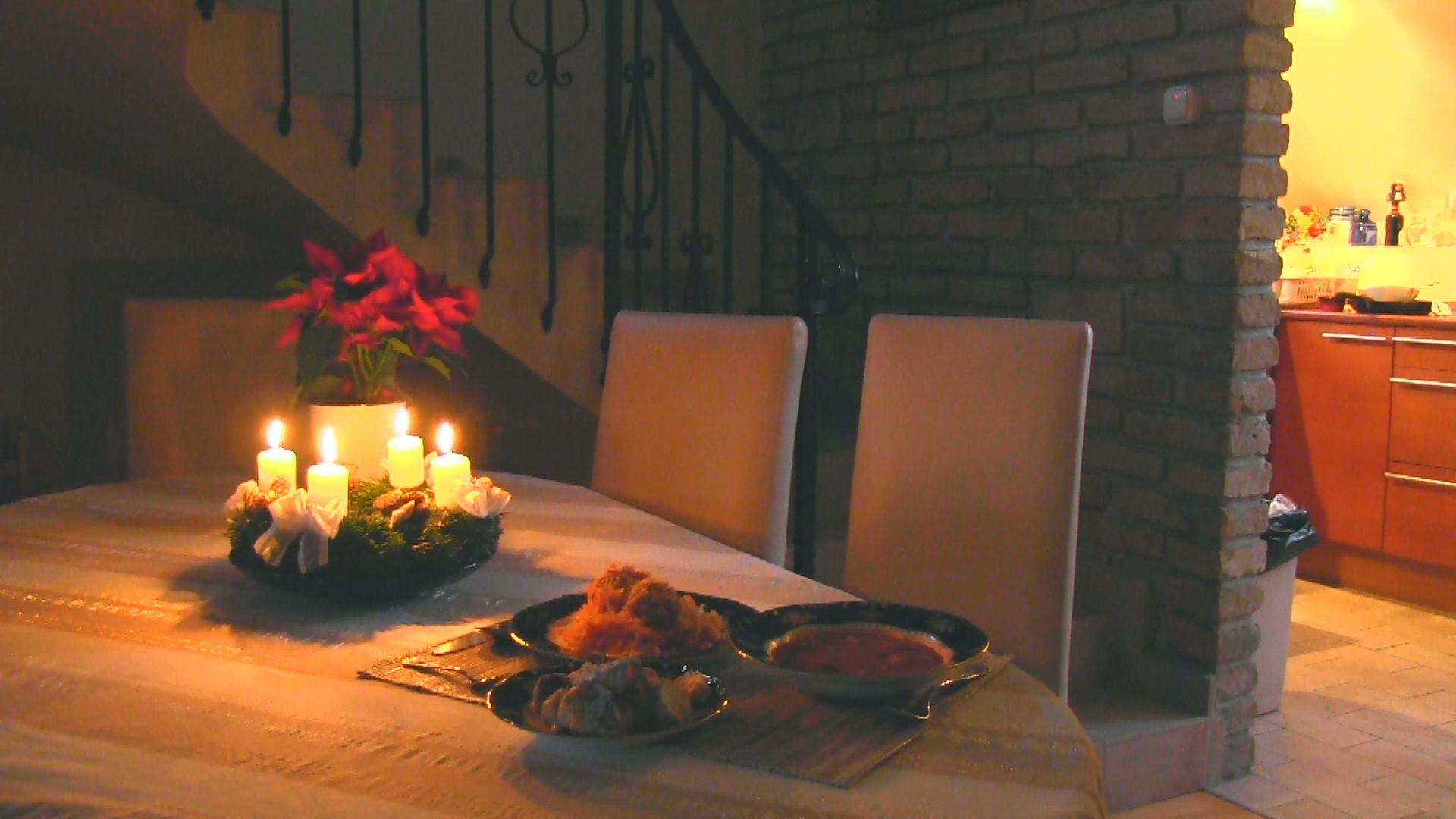 Itt az MNO ünnepi menüje - Áldott Karácsonyt kívánunk!