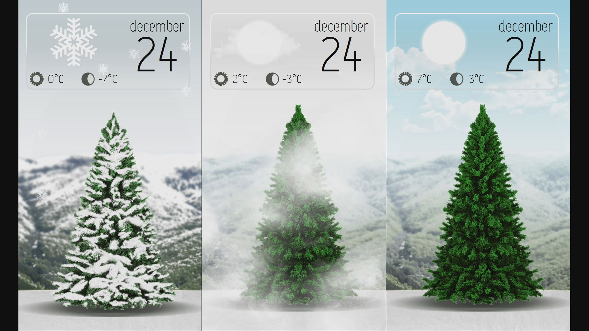 Fekete lesz a karácsony? - Népi hiedelmek nyomában