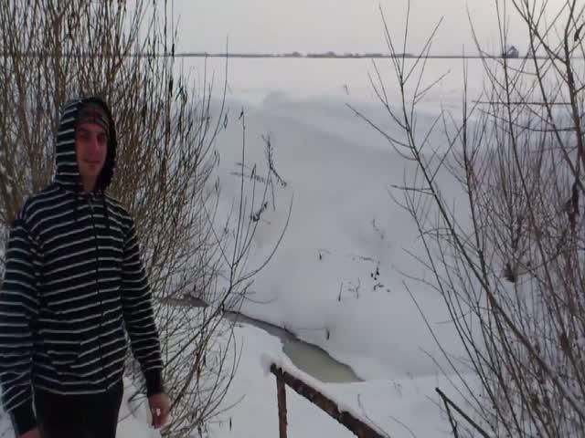 Teljesen belepte a hó Székelyföldet
