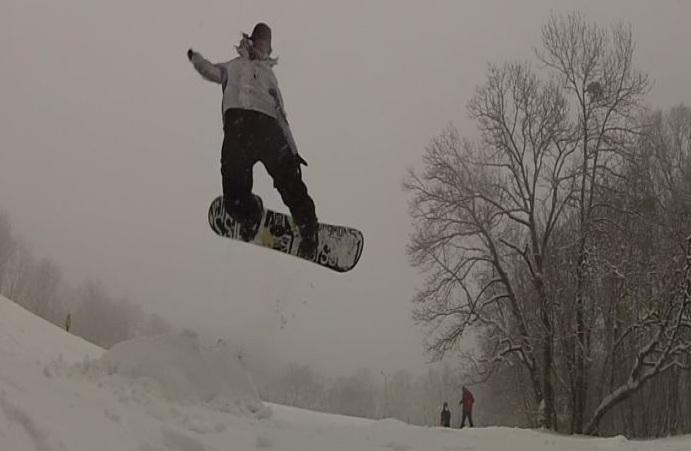 Sí, snowboard és sittes zsák - Teszteltük a Normafát