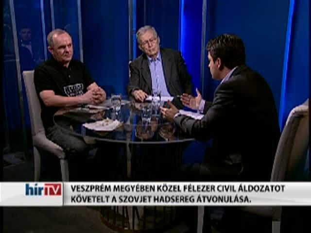 Ősök tere – Szovjet atrocitások Magyarországon