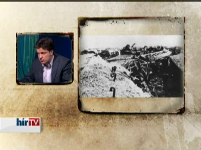 Ősök tere – Magyarország bombázása 1944–1945-ben