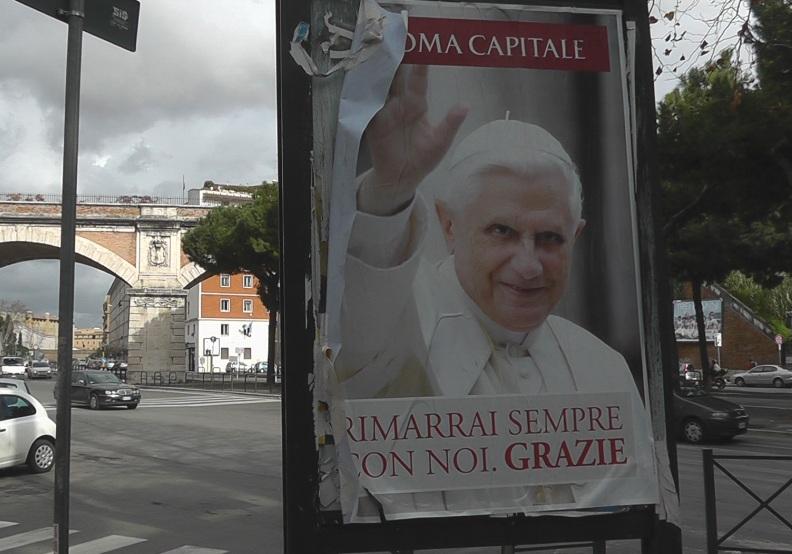 A konklávé előtt egy nappal - videójegyzet Rómából