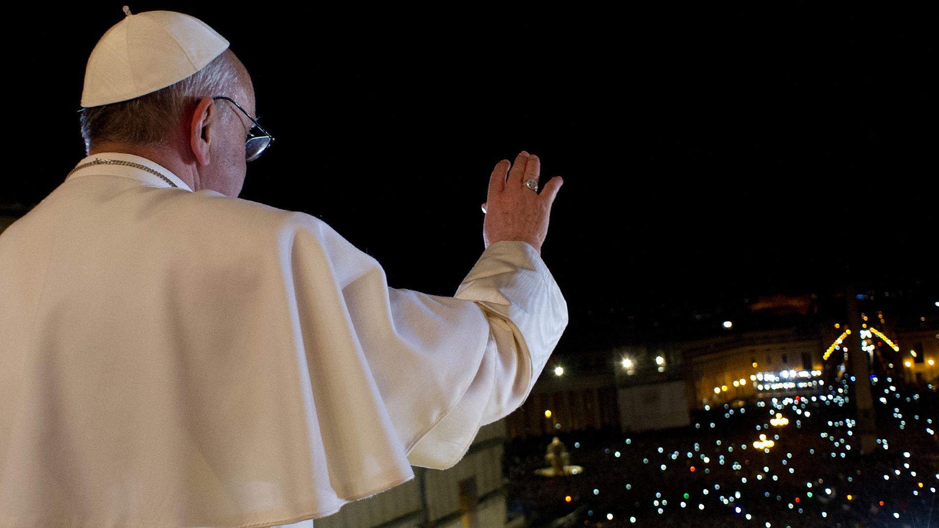 Habemus papam: A Ferenc név kötelez