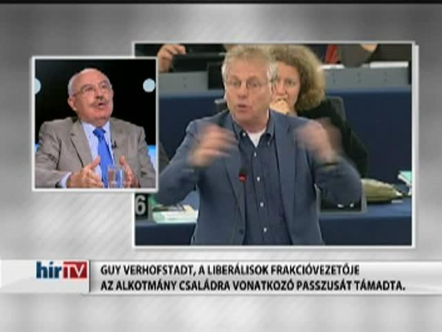 Kontraszt – Miként lehet Magyarország újra téma az EP-ben?