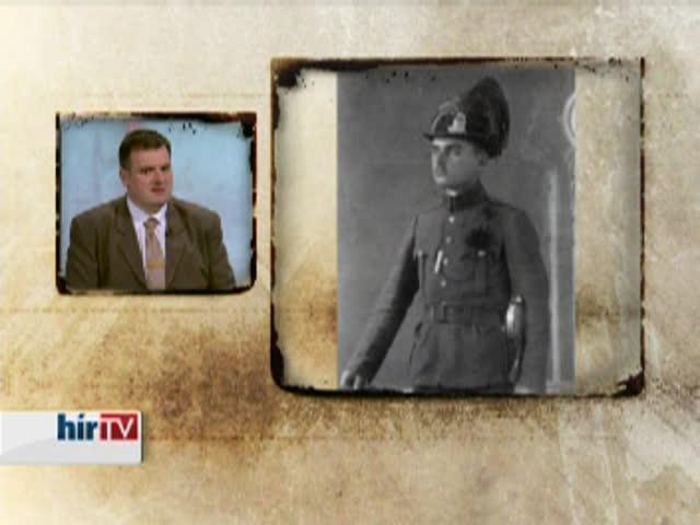 Ősök tere - A Magyar Királyi Csendőrség