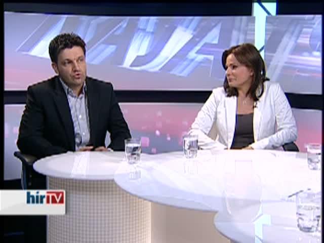 Rájátszás – Rájátszanak a Magyarország élőben műsorvezetői