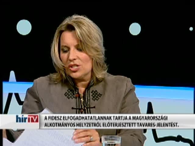 Kontraszt – Mit gondol a Jobbik EP-képviselője?