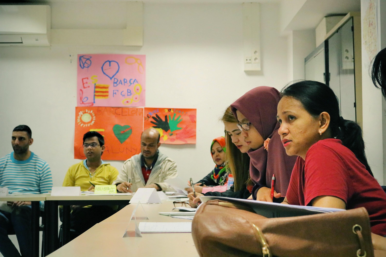 Imagen descriptiva de cabecera de la ONG Servei Solidari per a la Inclusió Social