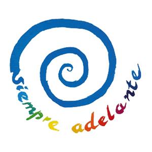 Logotipo de Siempre Adelante ONGD