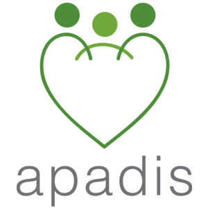 Logotipo de APADIS