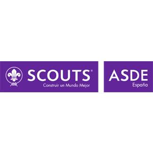 Logotipo de ASDE