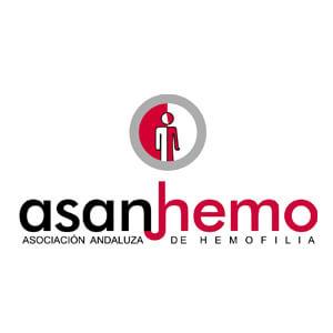 Logotipo de Asociación Andaluza de Hemofilia