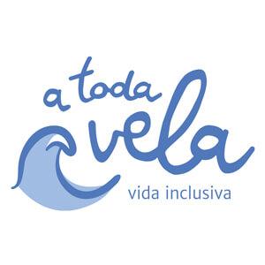 Logotipo de A Toda Vela
