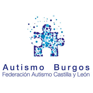 Logotipo de Autismo Burgos