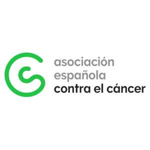 Logotipo de Asociación Española Contra el Cáncer