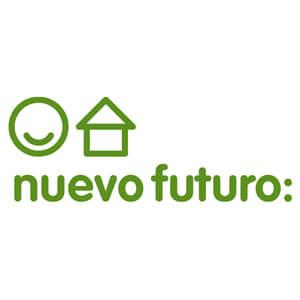 Logotipo de Asociación Nuevo Futuro