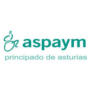 Logotipo de ASPAYM ASTURIAS