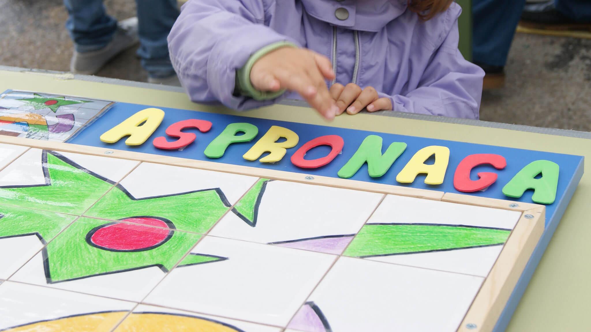 Imagen descriptiva de cabecera de la ONG ASPRONAGA