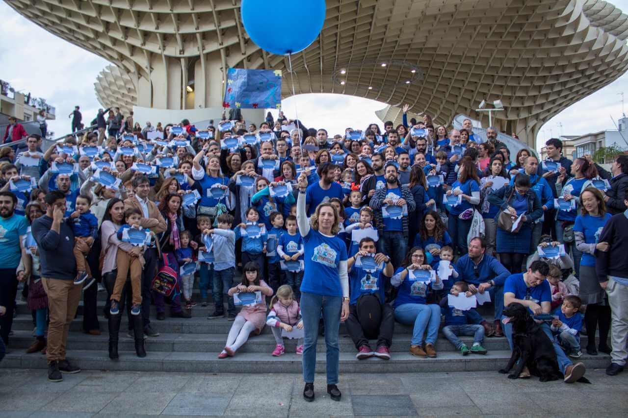 Imagen descriptiva de cabecera de la ONG Autismo Sevilla