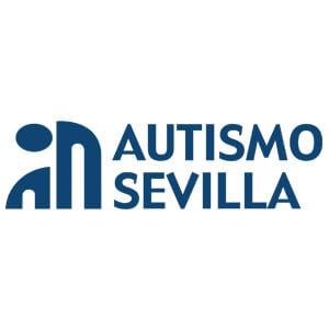 Logotipo de Autismo Sevilla