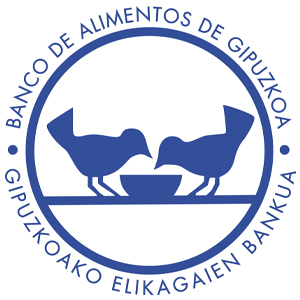 Logotipo de Banco de Alimentos de Gipuzkoa