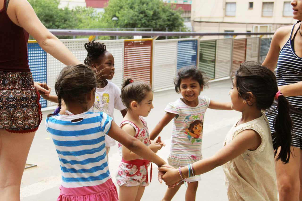 Imagen descriptiva de cabecera de la ONG Casal dels Infants per a l'acció social als barris