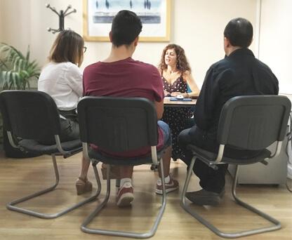 Imagen descriptiva de cabecera de la ONG CES Proyecto Hombre Madrid