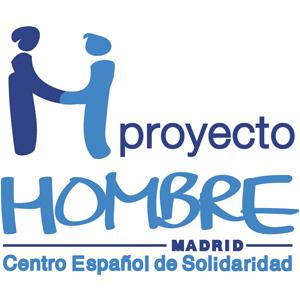 Logotipo de CES Proyecto Hombre Madrid