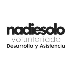 Logotipo de Nadiesolo voluntariado