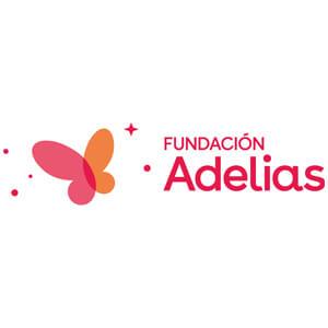 Logotipo de Fundación Adelias