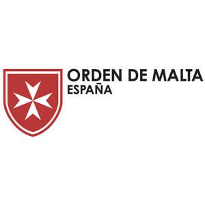 Logotipo de Fundación Hospitalaria de la Orden de Malta