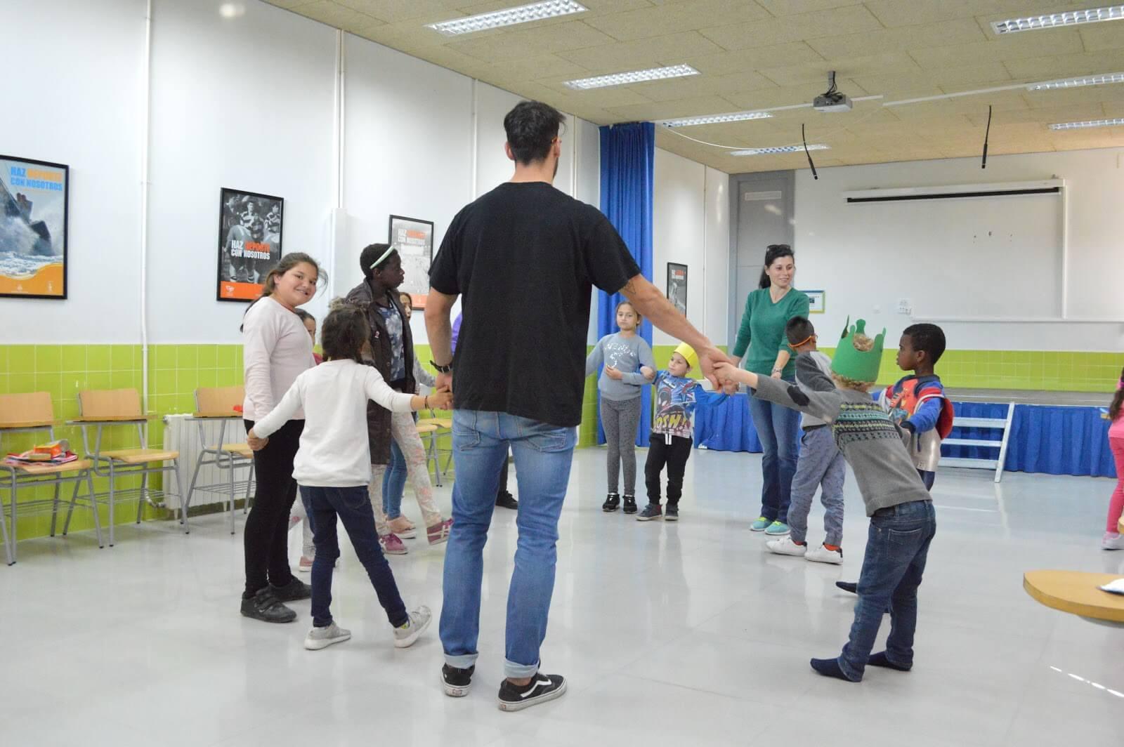 Imagen descriptiva de cabecera de la ONG Fundación Iniciativa Social