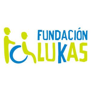 Logotipo de Fundación Lukas, Ayuda a la Discapacidad