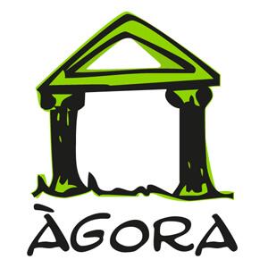 Logotipo de Àgora