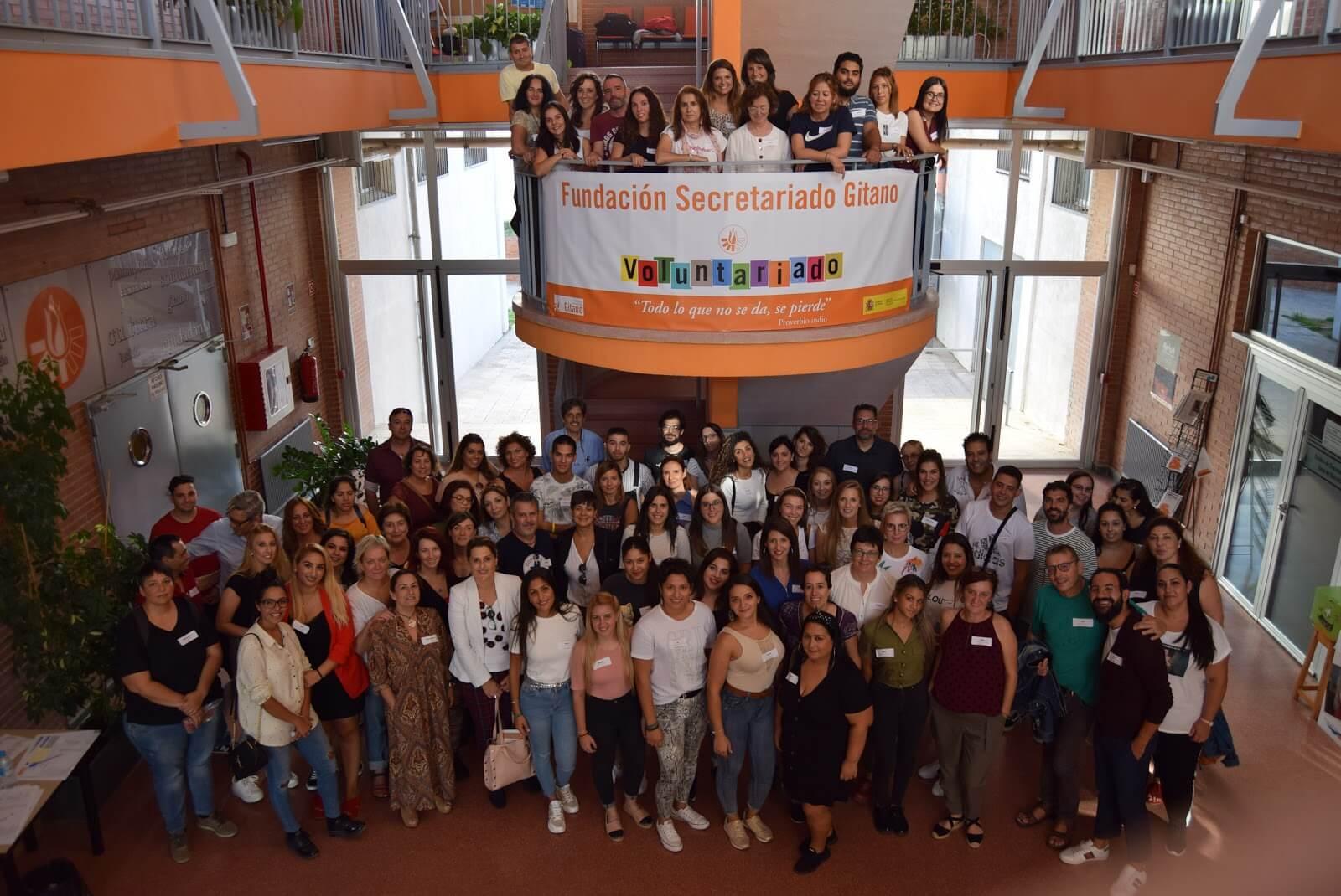Imagen descriptiva de cabecera de la ONG Fundación Secretariado Gitano
