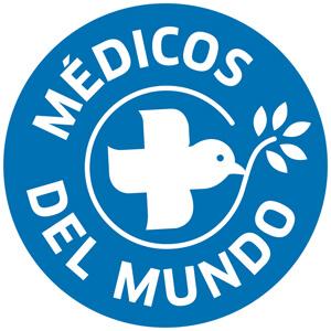 Logotipo de Médicos del Mundo