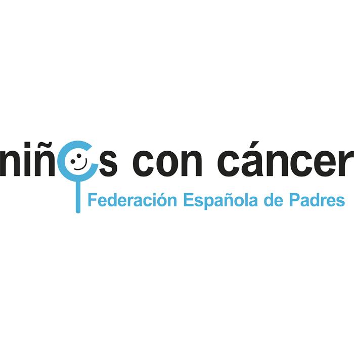Logotipo de Niños con Cáncer- Federación Española de Padres de Niños con Cáncer