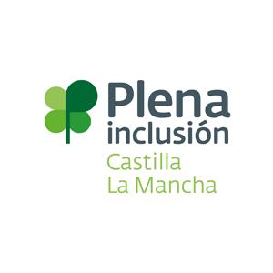 Logotipo de Plena inclusión Castilla la Mancha