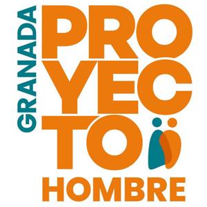 Logotipo de Proyecto Hombre Granada